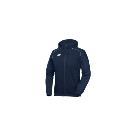 46409 LS - Delta Plus Sweat Fz Hd Fl Senior