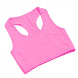 13149 AW -  JC017 Girlie Cool Sports Crop Top