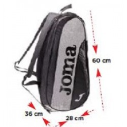46612 JO - Zaino Padel Backpack