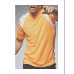 1720 AW - T-shirt JAMES & NICHOLSON sport 140 gr