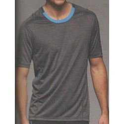 2264 AW - T-shirt JAMES & NICHOLSON sport running 125 gr